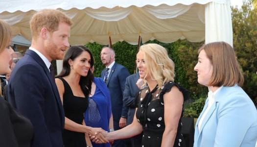 'Still pinching myself!' – Bundoran teen Katie meets Royal couple