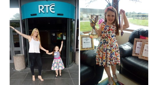 It Takes Two! Mum and daughter join TV talent show