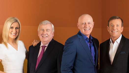 TV3's Ireland AM team raise over €39,000 for cancer charity