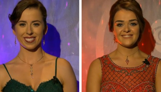Roses from Donegal have their big moment on Night One in Tralee