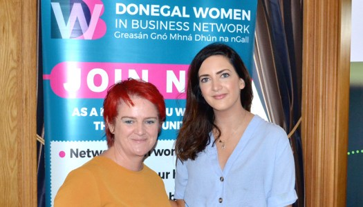 Events: Donegal Women in Business learn to tap into video