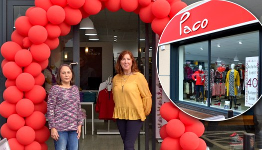 New Paco store brings a pop of colour to Letterkenny