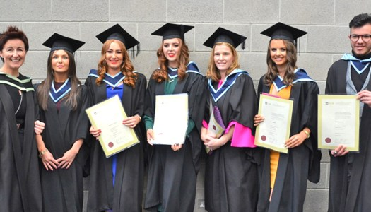 Tailor-made success: Graduates fashion their future from LYIT