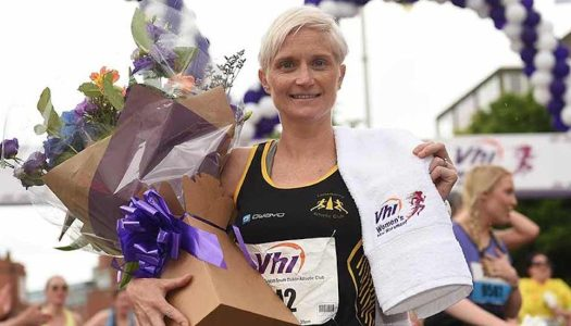 Ann Marie McGlynn breaks Donegal half-marathon record in Cardiff