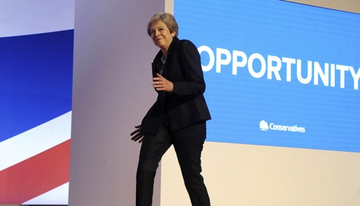 What Theresa May can teach us about weight loss
