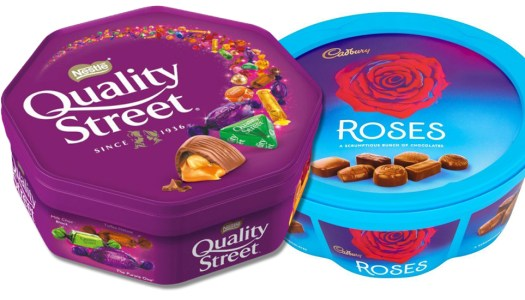 The great Roses vs. Quality Street debate is settled