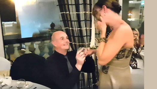 Watch: Donegal woman surprised by very sweet proposal