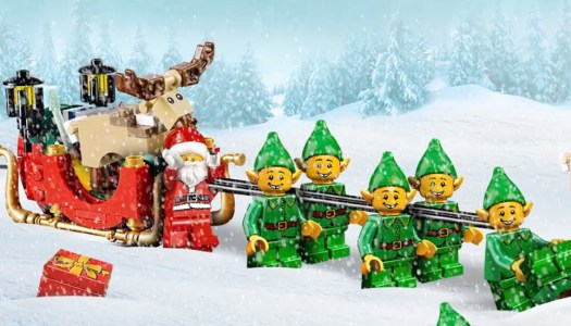 Christmas LEGO workshops launch across Donegal for festive season