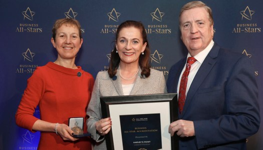 Iconic businesswoman Deirdre McGlone honoured as a Thought Leader