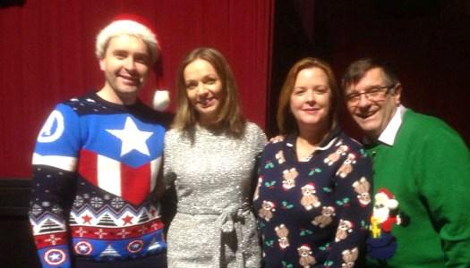 #RushetoRaise Christmas movie day raises €2,200 for charity
