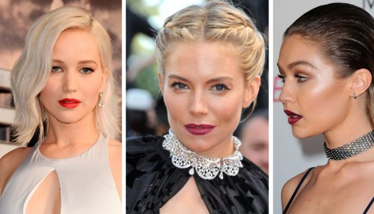Christmas Party Hair: This year's must-have styles