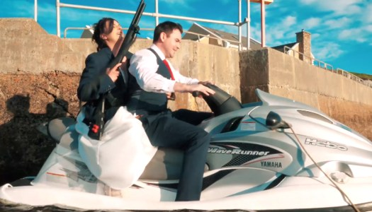 Watch: Donegal wedding video blows all others out of the water