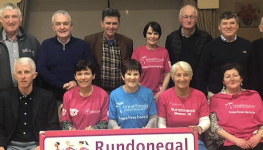 Organisers aim for 1,000 participants in 2019 RunDonegal Women's 5k