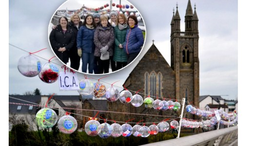 We love how the Twin Towns are celebrating women on Nollaig na mBan