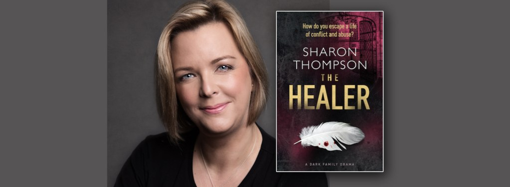 Sharon Thompson to launch new novel online