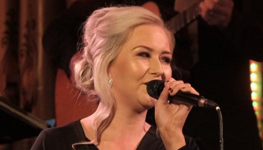 Ailish McBride is singing for success on Glór Tíre