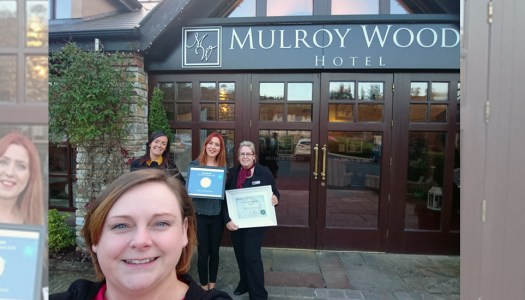 Mulroy Woods sweeps the board in top hotel awards