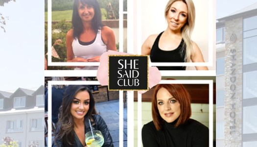 She Said Club reveal new line-up for Women's Day event in Donegal