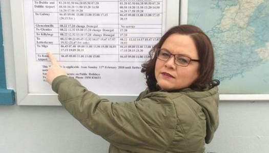 Victory for Vicky: Campaigner secures bus accessibility for Donegal