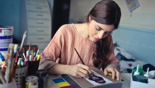 Colour Me Calm: How Maeve inspires meditation through art