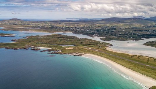 Donegal soars to top list of world's most scenic airports