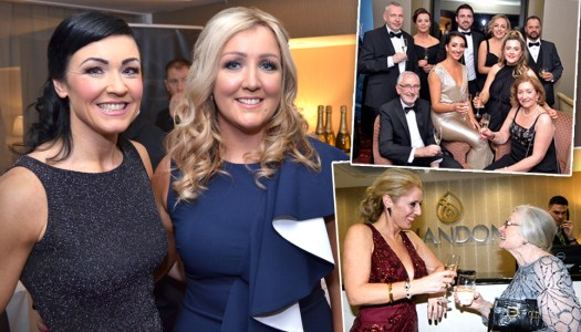 Events: Hoteliers celebrate in style at the Donegal IHF Ball