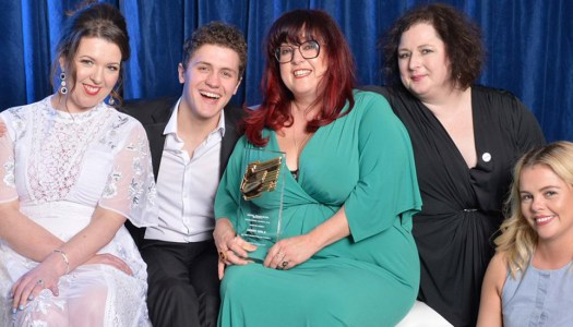 'It's very fancy' – Derry Girls scoops Royal Television Society Award