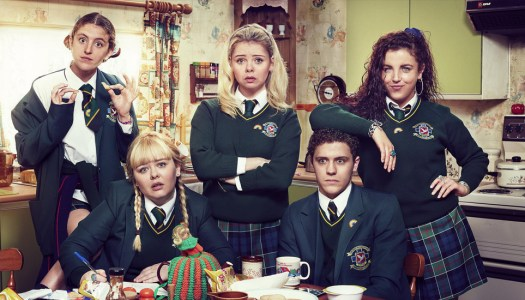 Derry Girls buzzing over BAFTA award nomination