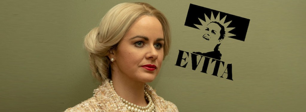 'Audiences are in for a treat' – Evita star Caitríona Solan