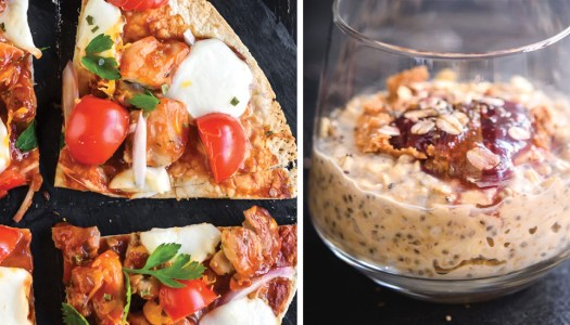 Recipes: Three healthy meals that taste great too