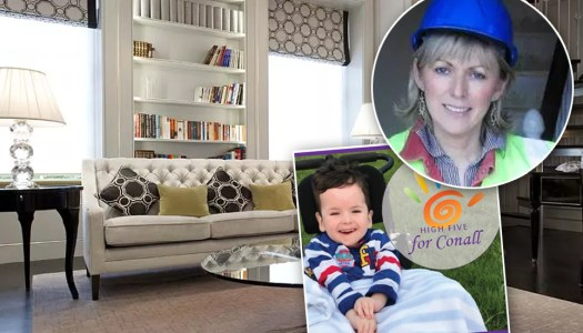Anne Tuohy hosting special interiors secrets masterclass in aid of Conall Shiels