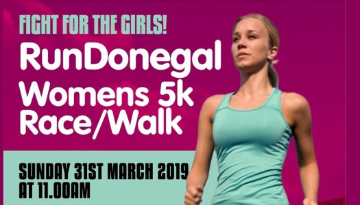 RunDonegal Women's 5K on track for biggest ever entry figures