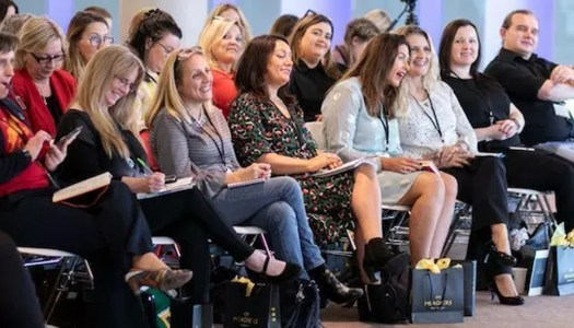 Everything we're looking forward to learning at Women's Inspire Donegal