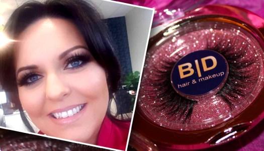 Brenda's luxury lashes set an eye-catching trend