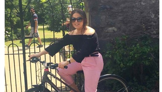 Brave young Donegal woman inspires MS fundraiser