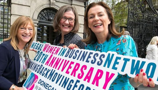 Donegal Women in Business take on the Dáil!