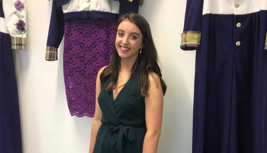 Donegal fashion designer showcases collection in Belfast