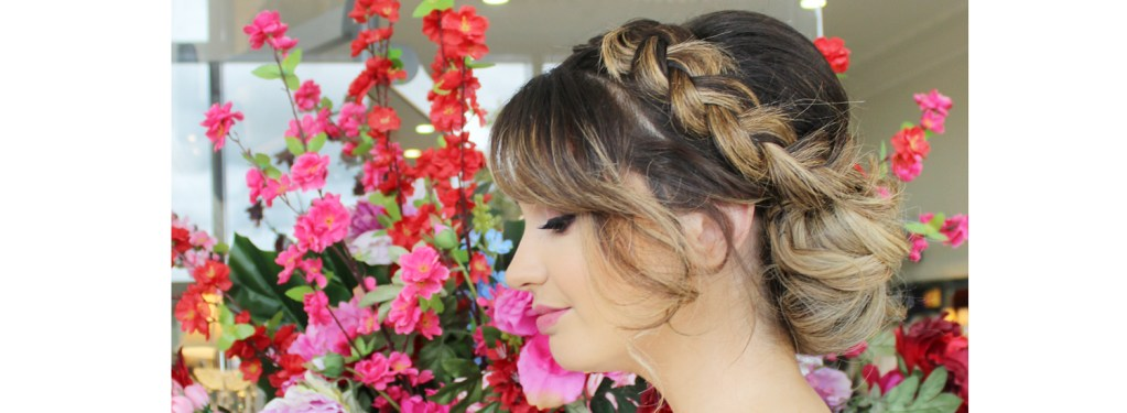 Review: Summer occasion style at Patrick Gildea Hairdressing