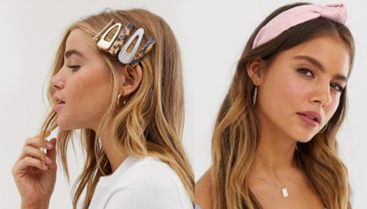 How hairbands and hair clips have become the new fashion craze