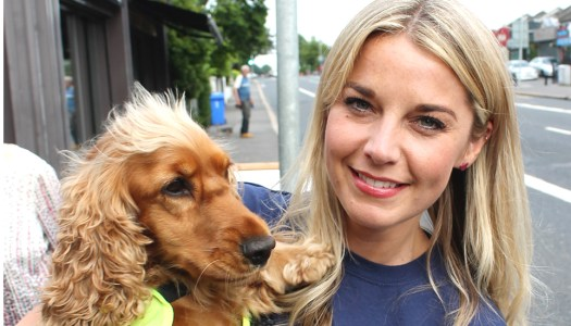 Inspirational teacher and her dog embarking on 145km walk for Alzheimer's