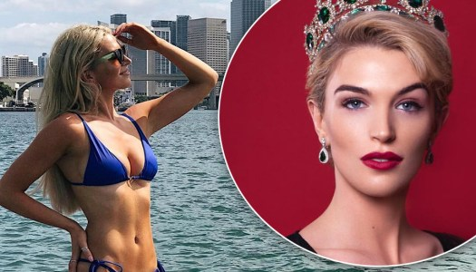 Donegal beauty queen making waves at Miami Swim Week