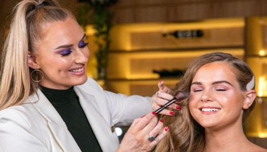 Donegal MUA making her mark in the Middle East