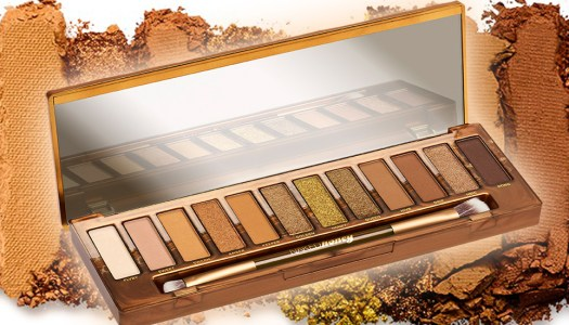 There's a lot of buzz about this new Urban Decay Naked palette