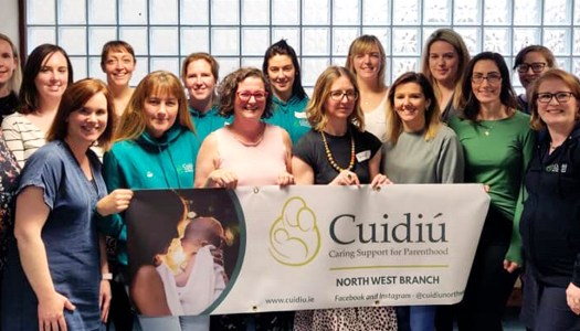 14 new Breastfeeding Counsellors qualified in Donegal