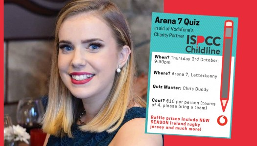 Soon-to-be 'TV star' Deirbhile hosting charity quiz