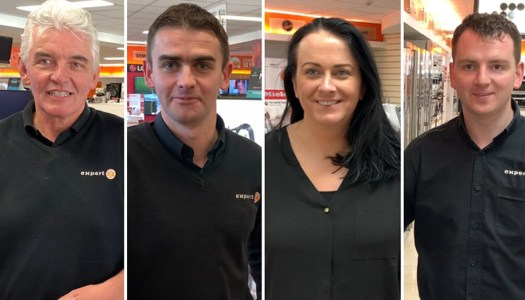 Watch: Meet the team at Irwin Expert Electrical Letterkenny