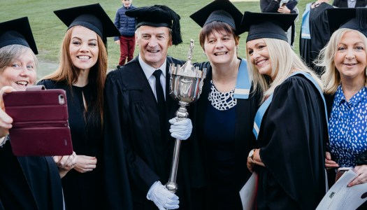 Donegal women among proud MIC graduates