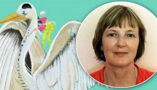 Author Margaret Gordon taking the children's book world by 'storm'!