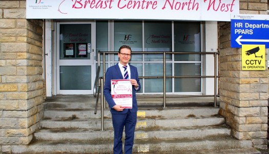 First ever virtual Breast Cancer Ball raises €11,000