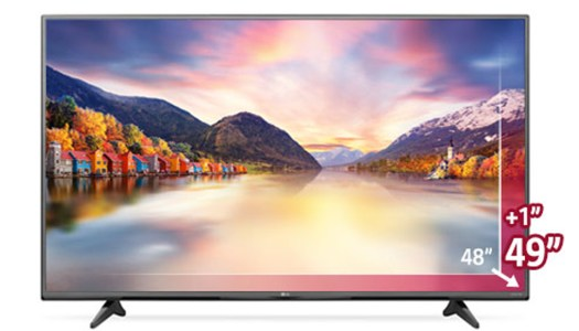 "WIN: A 49"" TV from Irwin Expert Electrical just in time for Christmas"